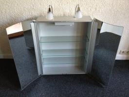 sieper alustyle 65 spiegelschrank bad spiegel schrank. Black Bedroom Furniture Sets. Home Design Ideas