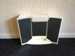 Jokey Kunstoff Spiegelschrank Angy 3D optik, 41,05 €